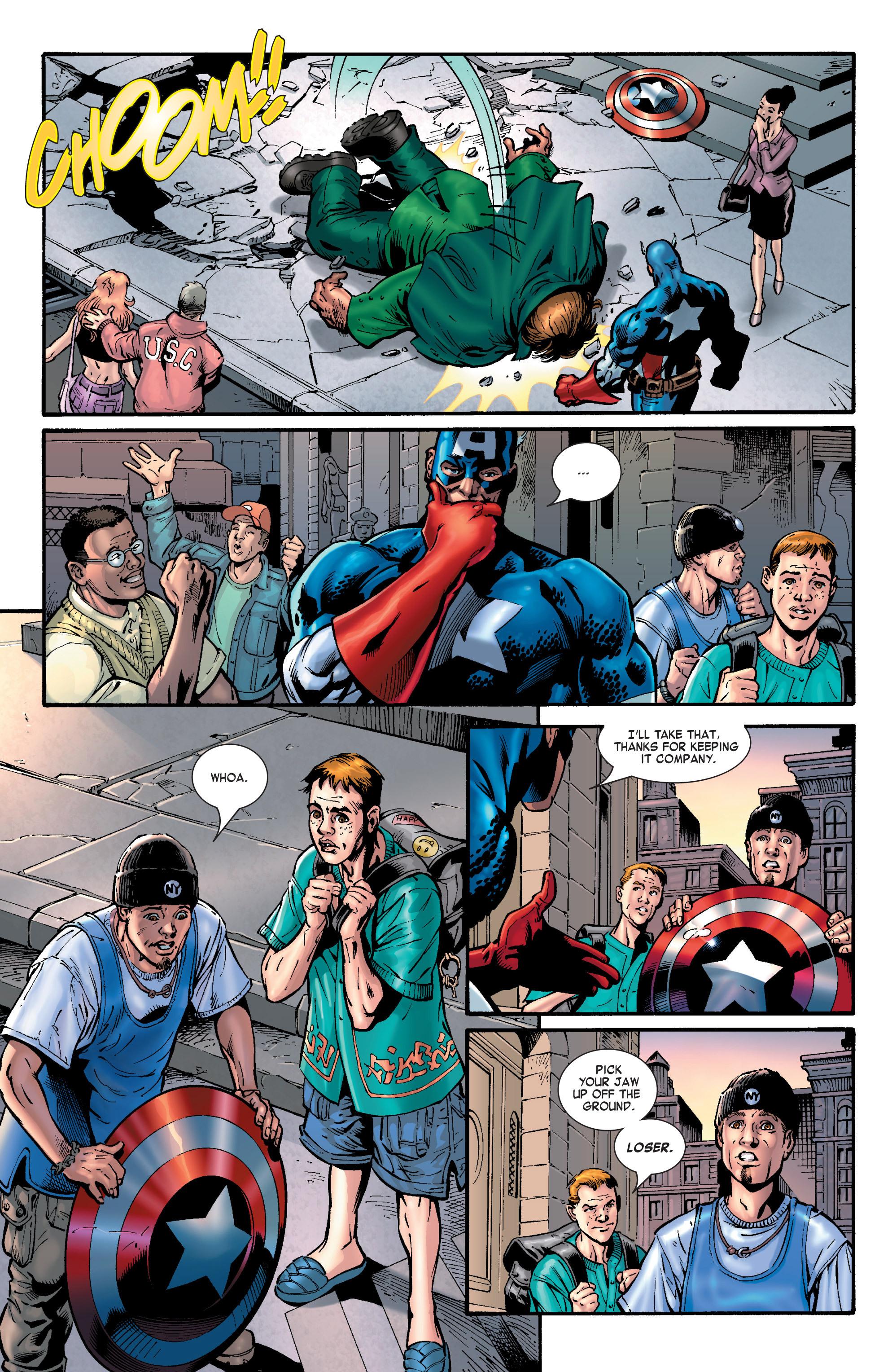 Captain America (2002) Issue #29 #30 - English 5