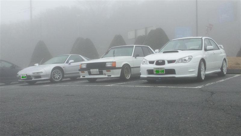 Honda NSX, Mitsubishi Lancer II, Subaru Impreza GD, japońska motoryzacja, galeria, zdjęcia, fotki