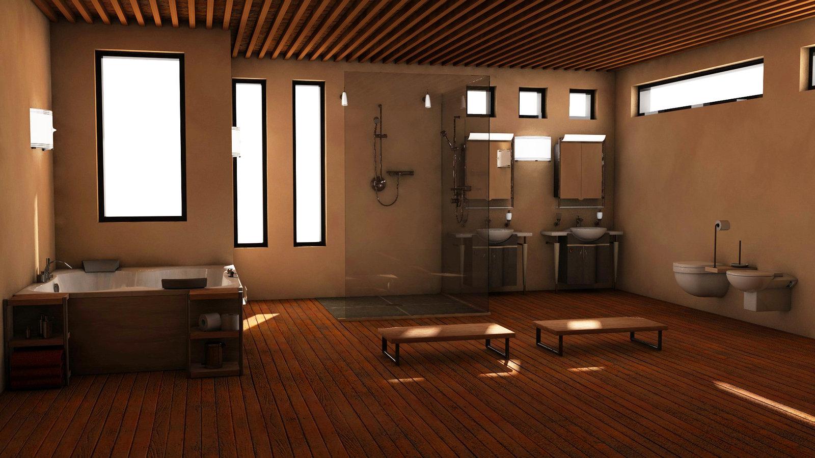 Salle De Bain Japonais ~ stunning decoration salle de bain japonaise pictures home ideas