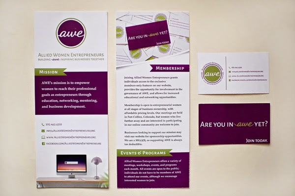 GotPrint cards and business cards by Allied Womens Entrepreneurs
