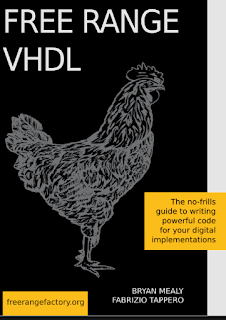 Free Range VHDL: The no-frills guide to writing powerful code for your digital implementations