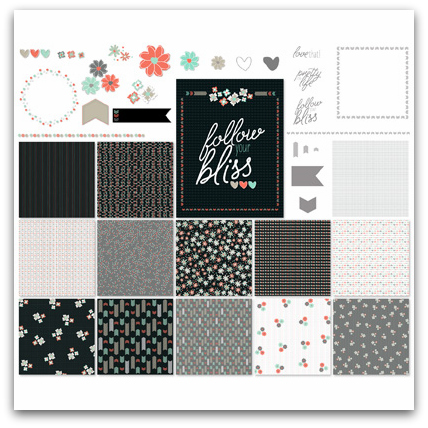 Stampin' Up! Follow Your Bliss Kit Digital Download