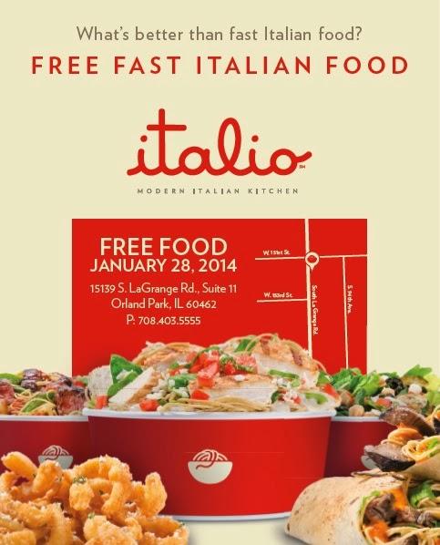 Italio coupons