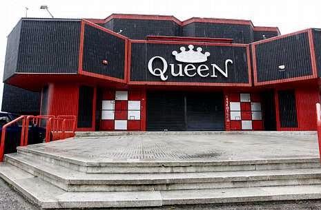 Fotografia da Discoteca Queen