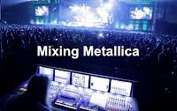 Mixing Metallica image