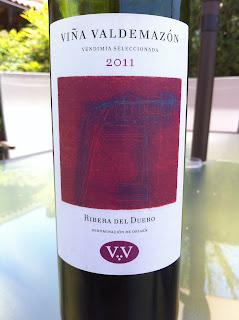 viña-valdemazón-vendimia-seleccionada-2011-ribera-del-duero-tinto