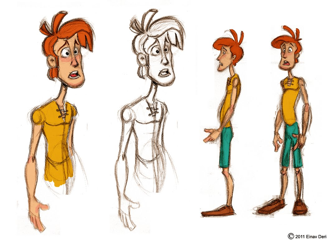 Character Design Visual Development : The art of animationgirl character design visual