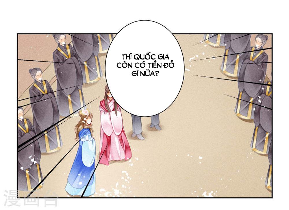 Ái Thượng Vô Địch Tiếu Hoàng Hậu - Chap 38