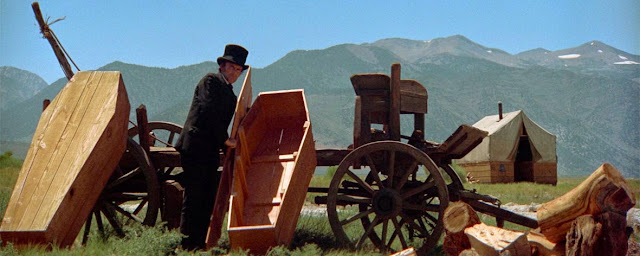 High Plains Drifter - Mściciel - 1973