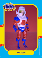 Super Powers Collection Orion Action Figure by Kenner