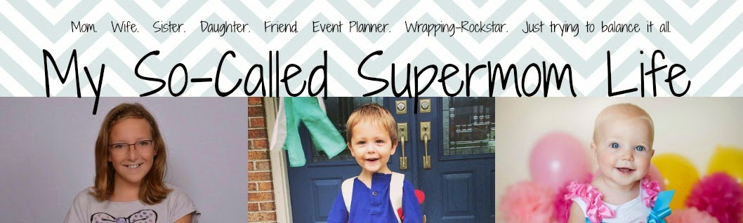 My So-Called Supermom Life