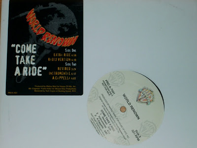 World Renown – Come Take A Ride (Promo VLS) (1994) (320 kbps)