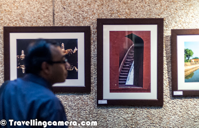 Tomorrow is last day of Photography exhibition on Delhi Monuments, which was ON for last one month at India Habitat Center. This was my first attempt to showcase my photographs in a exhibition and it was a great learning. This gave lot of details about the expectations people usually have from photographs and why would they want to have a Photography art. Let's check out this Photo Journey to know about this whole experience...Some of these photographs have been exhibited in United States, but since I was not present there with my photographs I could not know direct view-points of viewers. During last one month, I tried to spend few evenings at India Habitat Center and met various people who showed their intersts in different types of Photography work. This was a great inspiration to work upon some interesting ideas and projects. I had never thoughts that apart from good exposure at IHC, I will get so many details about real Photography market. Hope that new journey will start from now onwards with some good possibilities around Photography spaceIt was a group exhibition by a talented group of amateur photographers who have spent enough time around Delhi Monuments and know these places inside out. Great experience to collaborate with like minded Photographers and some of the popular art lovers in India.Another Exhibition is planned in the month of March in 2013 and will keep updating for more details.