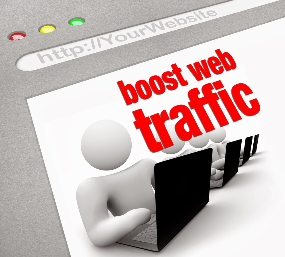 boost web traffic us canada