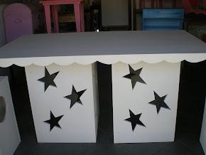 mesa cubo estrela