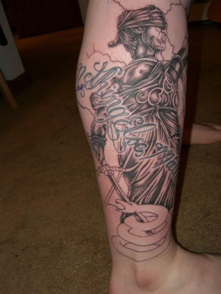Thanks for noticing me nothing else matters metallica for Metallica sleeve tattoo