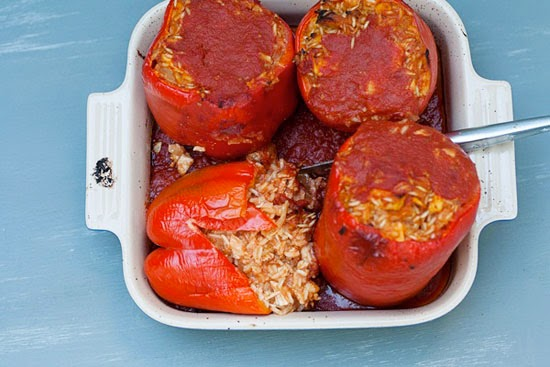 25 Stuffed Peppers to Stuff Yourself Silly With