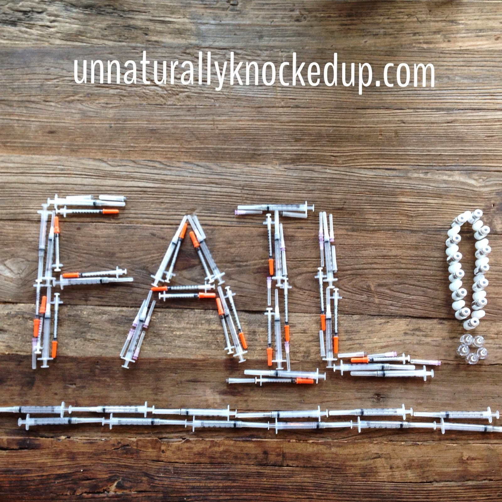 Unnaturally Knocked Up IVF Cycle 1