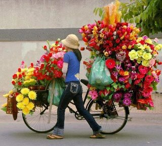 Lo que me gusta enredar..... - Página 5 Bicicleta+con+flores
