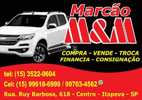 Marcão M&S Compra, Vende, Troca, Financia, Consignação