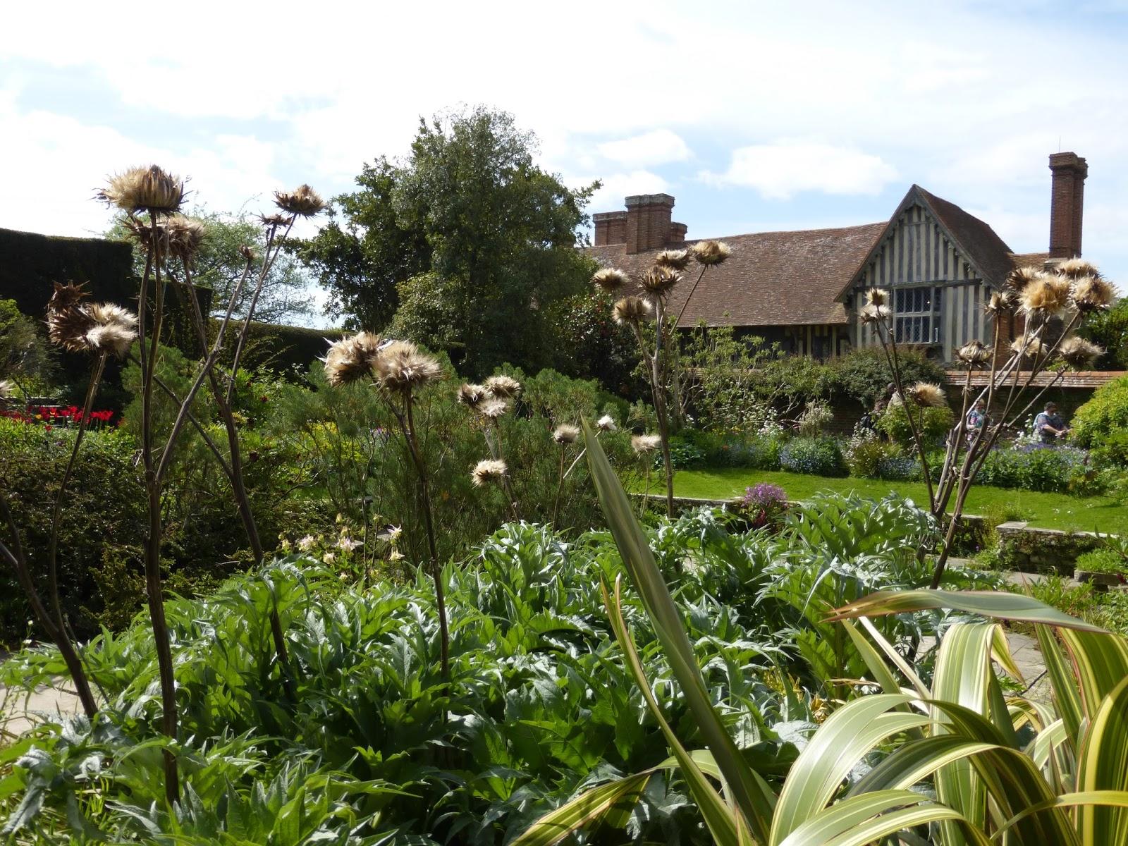 Mon jardin entre terre et mer un mythe dans les jardins for Les jardins anglais