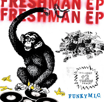 1st album FRESHMAN EP 2011/9/14DROP!