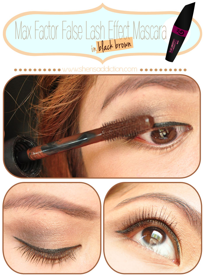 The Uncurated Life The Wand Review Max Factor 24hfalse Lash Effect