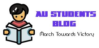AU Students Blog