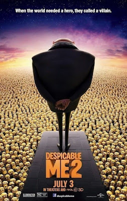 Poster do filme Despicable Me 2 (Meu Malvado Favorito / Gru: Mal Disposto)