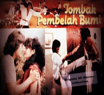 Brigade 86 Movies Center - Tombak Pembelah Bumi (1984)
