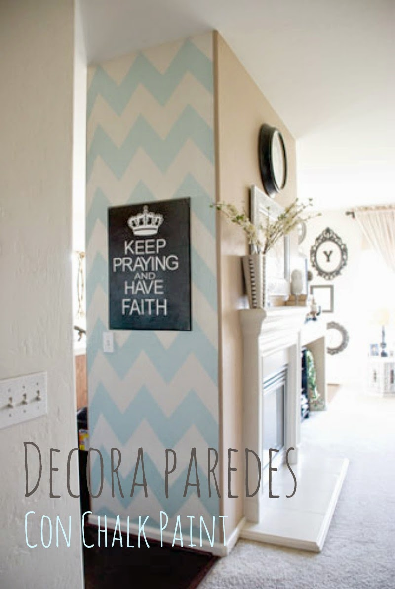 Decor Walls with Chalk Paint
