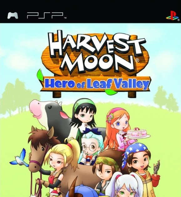 Apa aja ada: Tips-Tips-Tips Harvest moon hero of leaf valley
