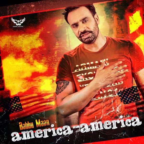 America America, Lyrics, Babbu Maan