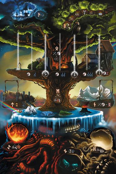 Vale do Mago: Yggdrasil - A Árvore do Mundo