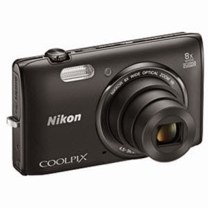 Amazon: Buy Nikon S5300 16 MP Camera with 8gb Card ,Case at Rs. 8450:buytoearn