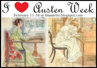 I ❤ Austen Week!!