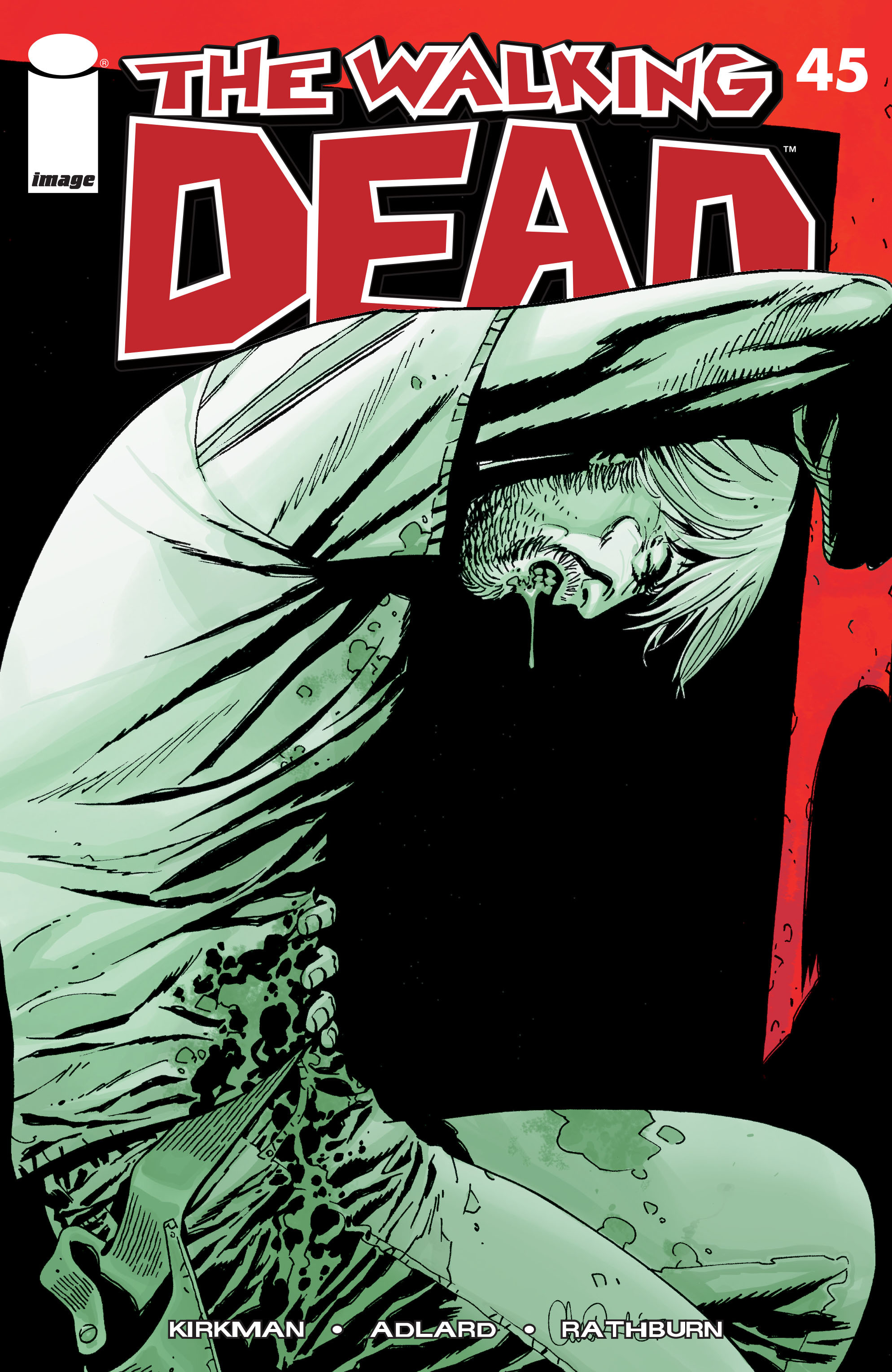 The Walking Dead 45 Page 1