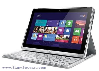 جهاز Acer Aspire R7 .. لابتوب و تابلت في آن واحد... بالصور