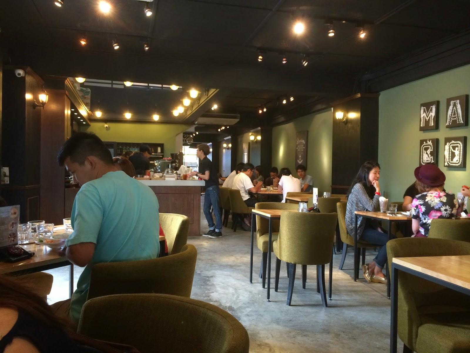 Uniquelious Maco Vintage Johor Bahru Cafe