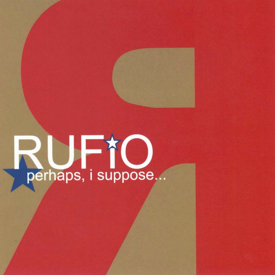 Rufio - Above Me / Road To Recovery (Original Demo Version)