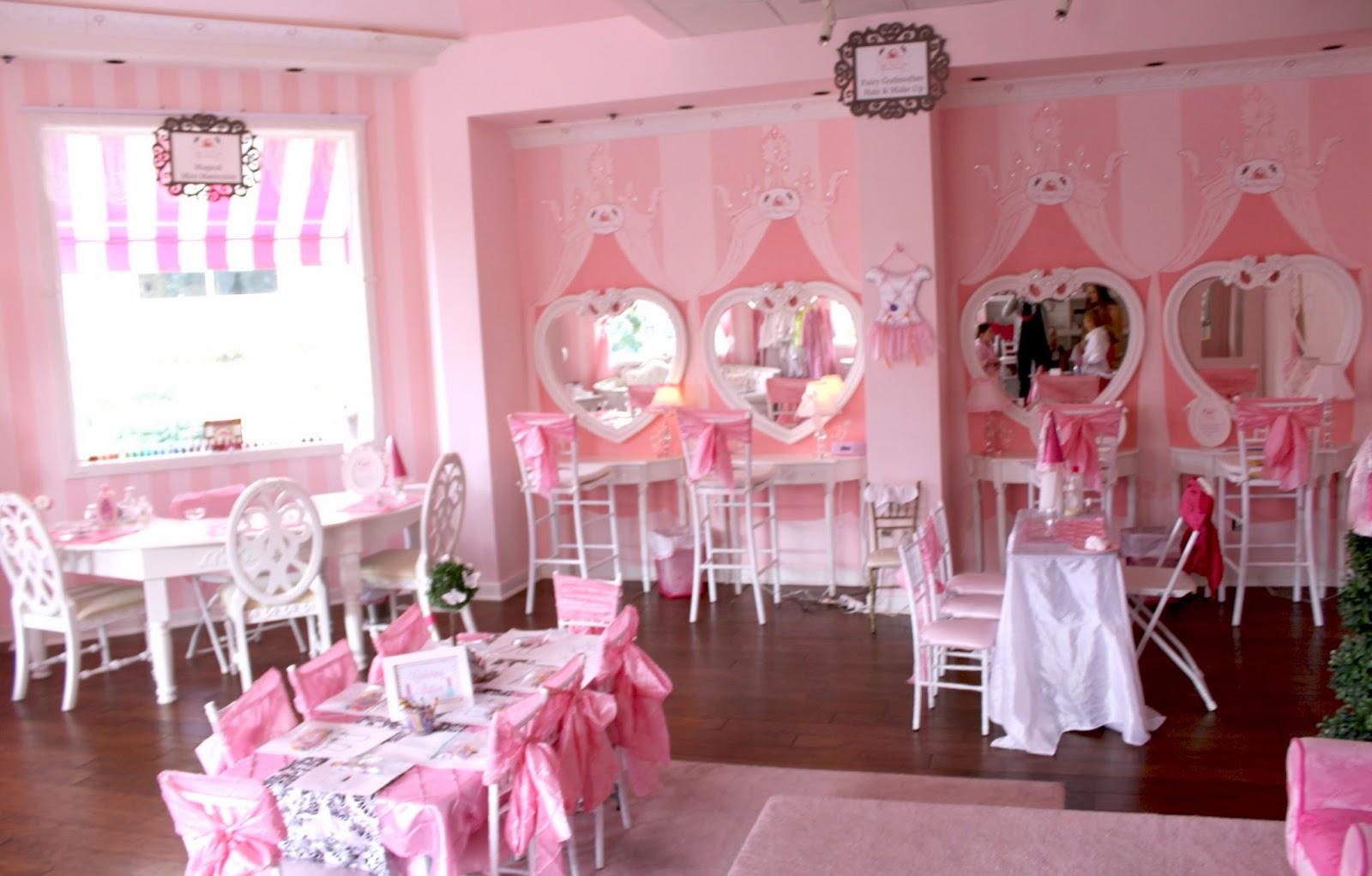 The Larson Lingo: Kate\'s Nail Salon Birthday Party