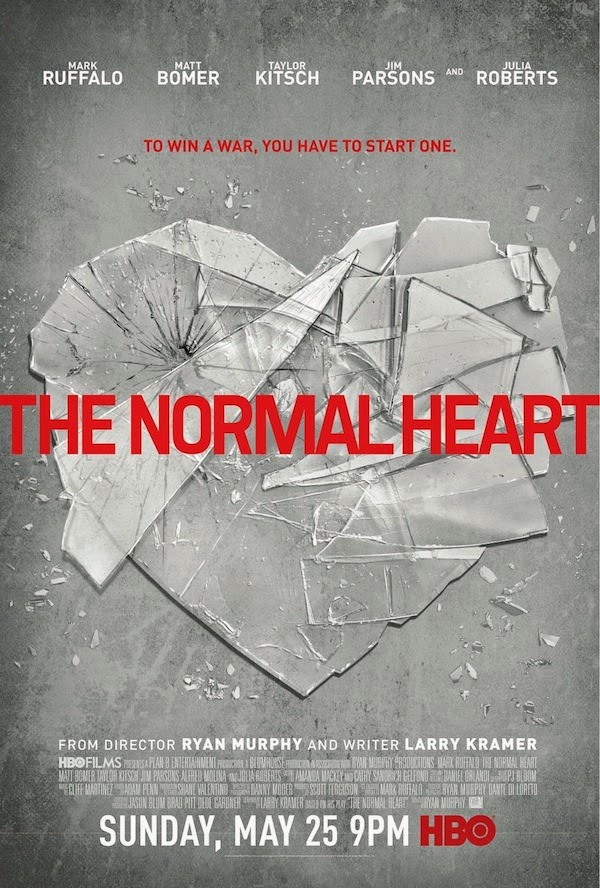 The Normal Heart Poster