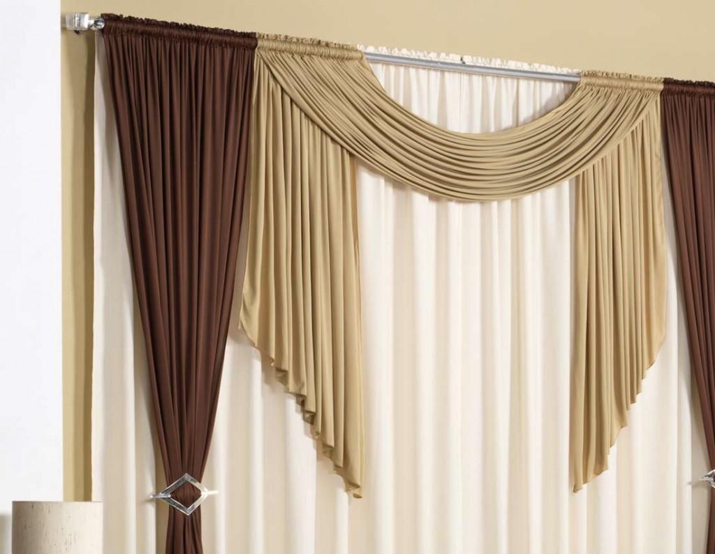 Chamada e escolhida decorando sua sala for Modelos de cortinas
