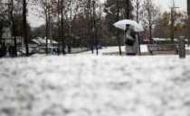 Nieva en Santiago de Chile fotos y videos de la nevada