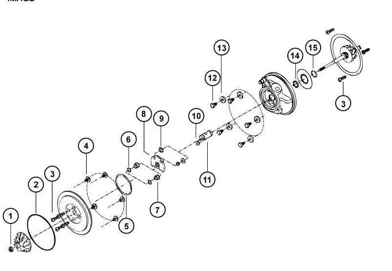 como reparar un turbo paso a paso