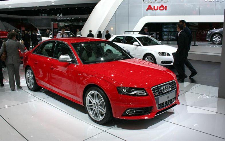 Automobile Trends 2010 Audi S4