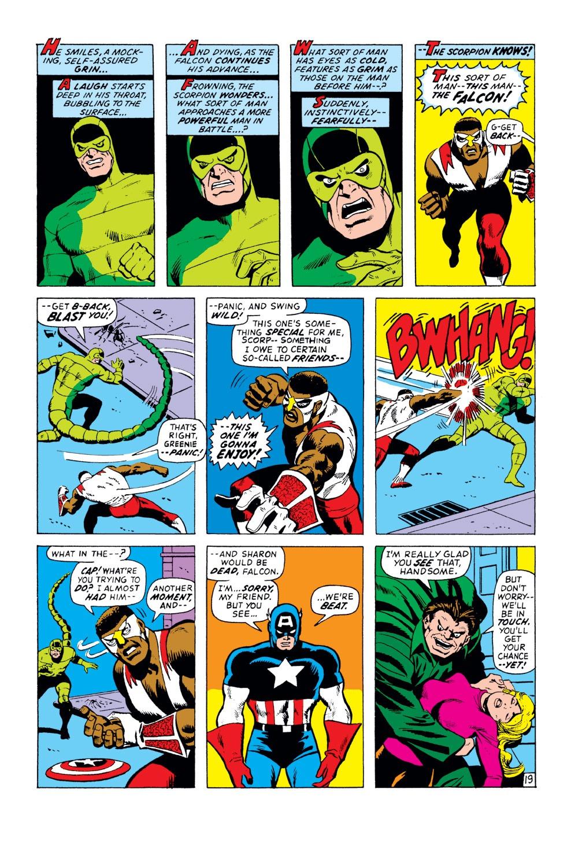 Captain America (1968) Issue #151 #65 - English 20