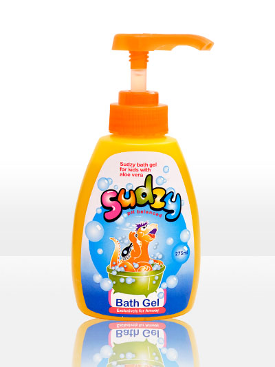 Sudzy Bath Gel