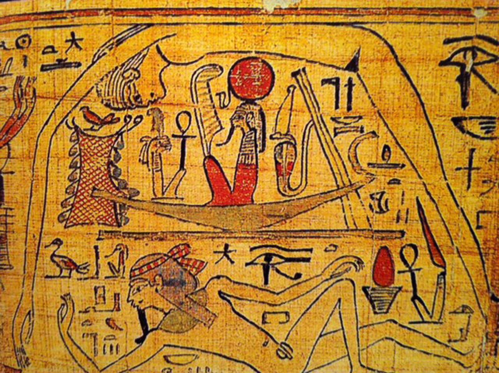 eugene ray architect: aesthetics in ancient egypt> radiant/powerful