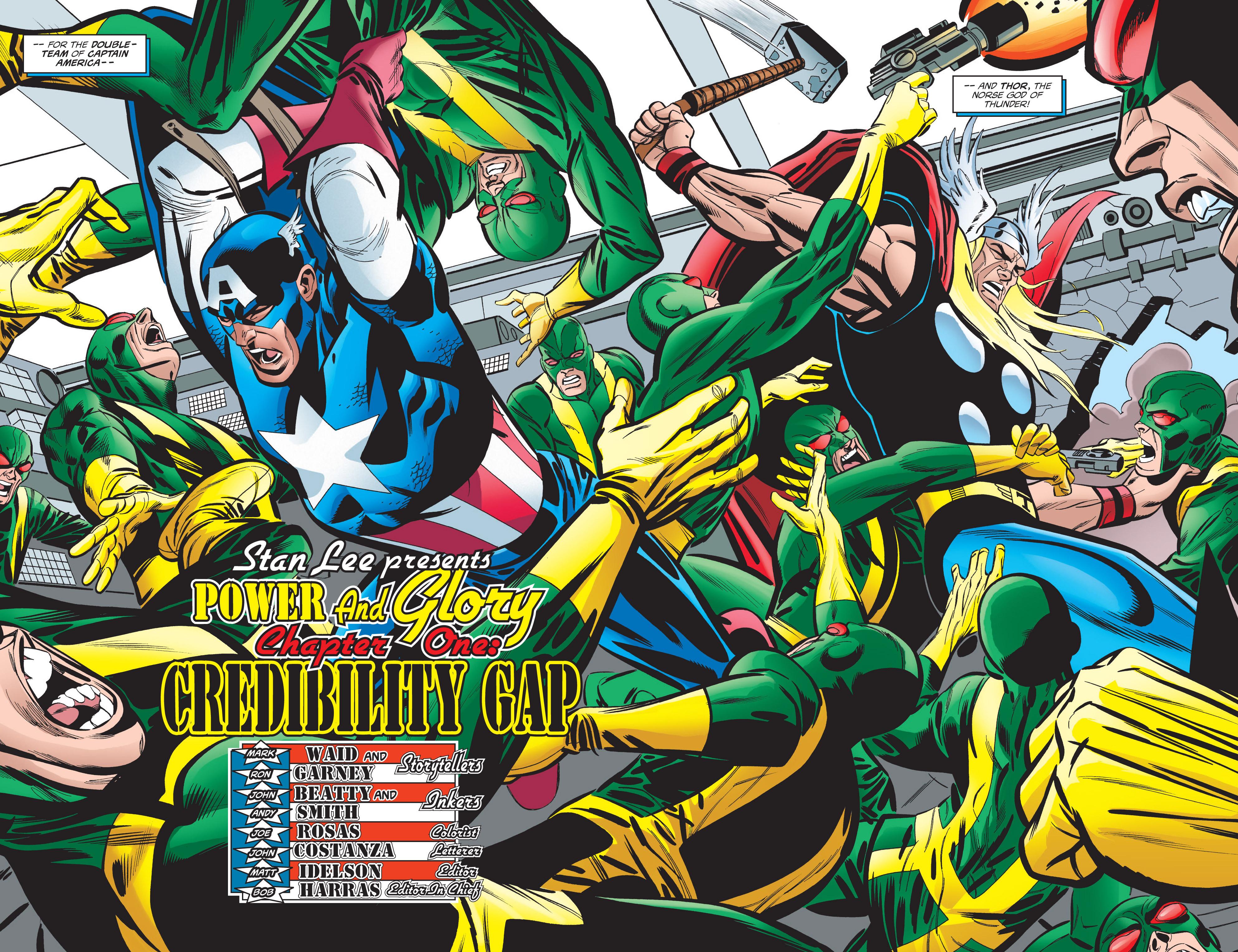 Captain America (1998) Issue #5 #8 - English 3